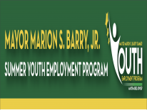 Mayor Marion S. Barry, Jr. Summer Youth Employment Program